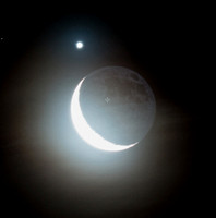Moon and Venus USM2