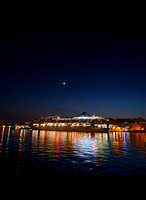 Venus Twilight at Valletta 2 - Malta -  Unesco World Heritage Site