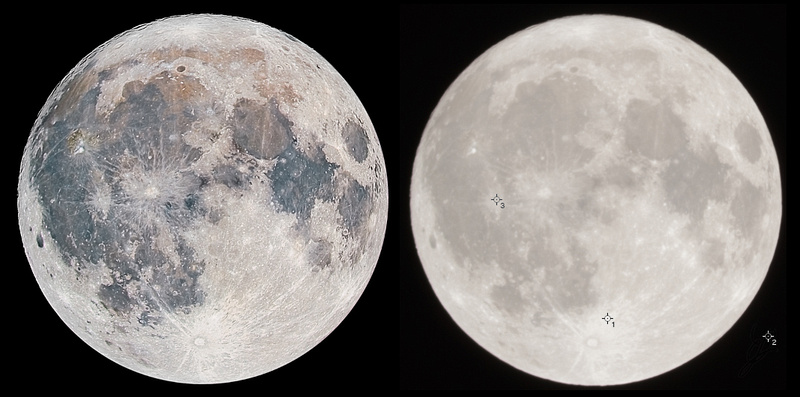 A colored moon before-after fig.9