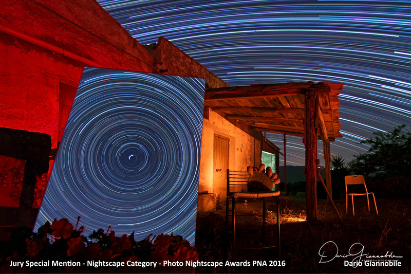 The Missing Observers - Jury Special Mention - Nightscape Category - Photo Nightscape Awards 2016