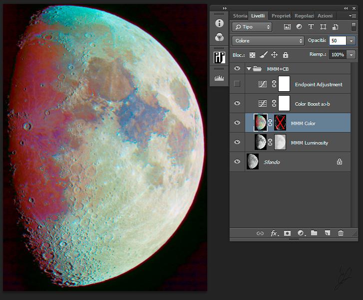 Moon MMM and CD